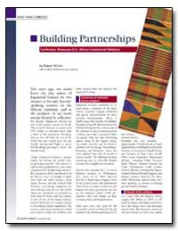 Building Partnerships by Telchin, Robert