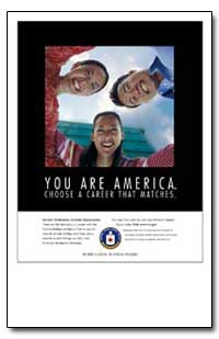 You Are America : Choose a Career That M... by Central Intelegence Agent