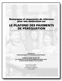Remarques et Documents de Reference Pour... by Selinger, Gregory