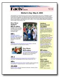 Mothers Day : May 8, 2005 by Department of Commerce
