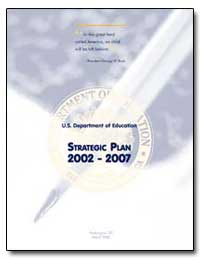 U.S. Department of Education by Bush, George W.