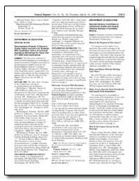 Department of Education [Cfda No : 84. 3... by Longanecker, David A.