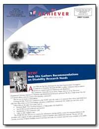 The Achiever: April 1, 2003 Volume 2, No... by Bush, George W.