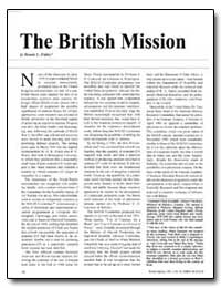 The British Mission by