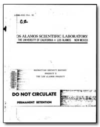 Los Alamos Scientific Laboratory of the ... by Truslow, Edith C.