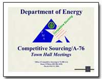 Department of Energy Management by Obrien, Dennis