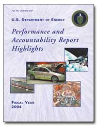 Performance and Accountability Report Hi... by