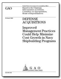 Defense Acquisitions Improved Management... by General Accounting Office