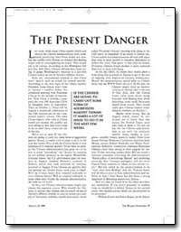 The Present Danger by New American Century