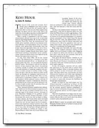 Kofi Hour by Bolton, John R.