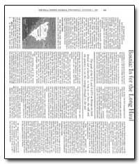 Bosnia : In for the Long Haul by Kagan, Robert