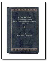 At Cold War's End : Us Intelligence on t... by Haines, Gerald K.