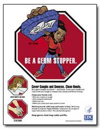 Be a Germ Stopper by Department of Health and Human Services