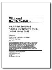 Vital and Health Statistics by Hartford, Robert B., Ph. D.