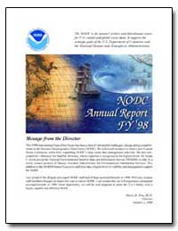 Nodc Annual Report Fy '98 by Frey, Henry R.