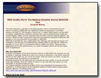 Ngs Toolkit, Part 8 : The National Geode... by Mulcare, Donald M.