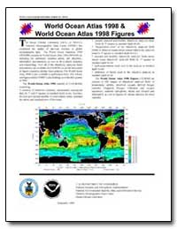 World Ocean Atlas 1998 and World Ocean A... by