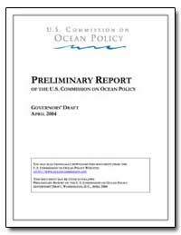 Preliminary Report of the U.S. Commissio... by Watkins, James D., Admiral