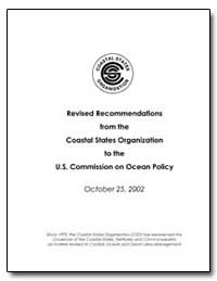 Revised Recommendations from the Coastal... by
