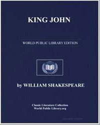King John by Shakespeare, William