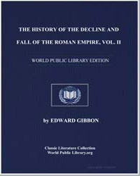 The History of the Decline and Fall of t... by Gibbon, Edward