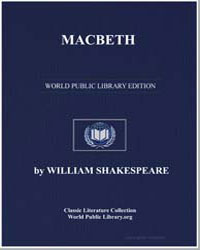 Macbeth by Shakespeare, William