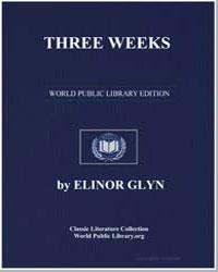 Three Weeks by Glyn, Elinor