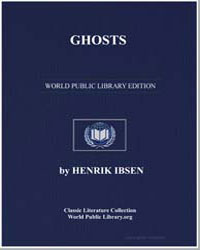 Ghosts by Ibsen, Henrik