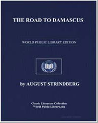 The Road to Damascus by Strindberg, August