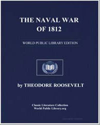 The Naval War of 1812 by Roosevelt, Theodore