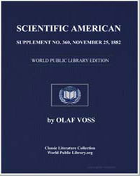 Scientific American Supplement No. 360, ... by Various
