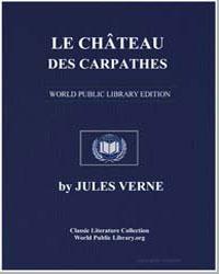 Le Chateau des Carpathes by Verne, Jules