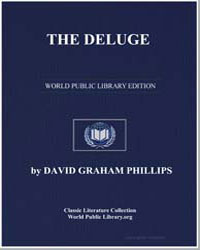 The Deluge by Phillips, David Graham