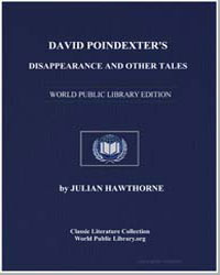 Disappearance and Other Tales by Hawthorne, Julian