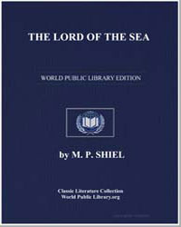 The Lord of the Sea by Shiel, M. P.