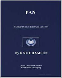 Pan by Hamsun, Knut
