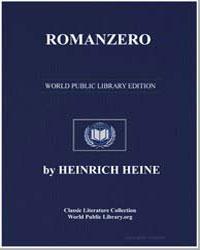 Romanzero by Heine, Heinrich
