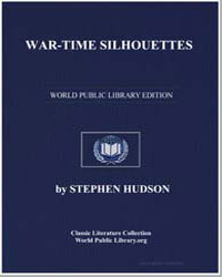 War-Time Silhouettes by Hudson, Stephen