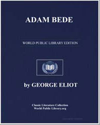 Adam Bede by Eliot, George Evans
