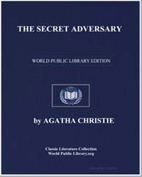 The Secret Adversary by Christie, Agatha