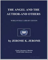 The Angel and the Author - and Others by Klapka, Jerome