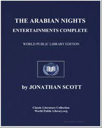 The Arabian Nights Entertainments Comple... by Anonymous
