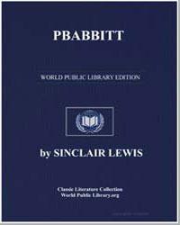 Babbitt by Lewis, Sinclair
