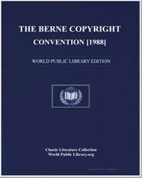 Berne Copyright Convention, 1988 by