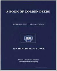 A Book of Golden Deeds by Yonge, Charlotte Mary