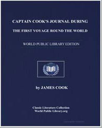 Captain Cook's Journal during the First ... by Cook, James