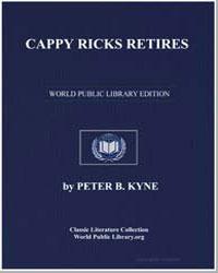 Cappy Ricks Retires by Kyne, Peter B.