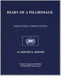 Diary of a Pilgrimage by Klapka, Jerome