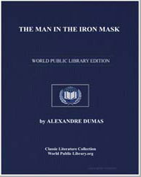 The Man in the Iron Mask by Dumas, Alexandre