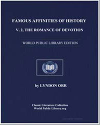 Famous Affinities of History Vol. 2 the ... by Orr, Lyndon